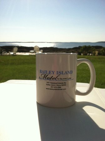 Bailey Island Motel: beautiful