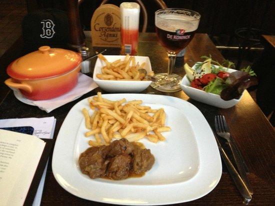 Cafe Lambik: Stoofvlees
