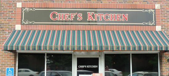 Chef's Kitchen: Store Front