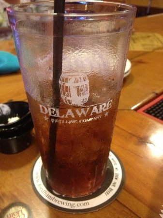 Delaware Distilling Company: Add a caption eat food and local rum, vodka, and gin on the eastern shore