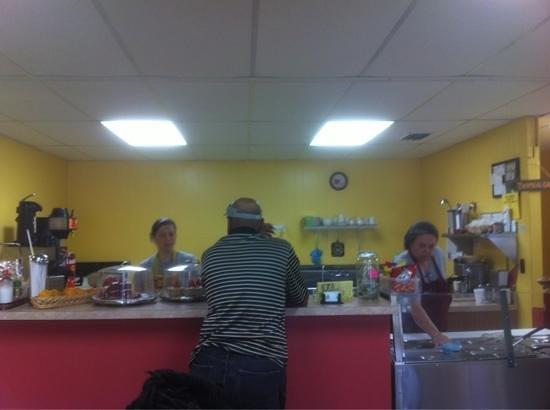 Tropical Cafe: Add a caption