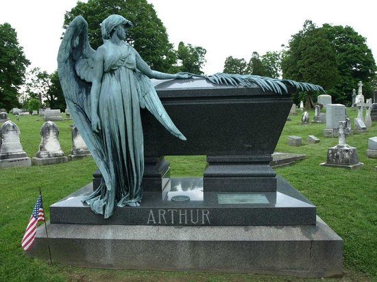 Chester A. Arthur Memorial Tomb