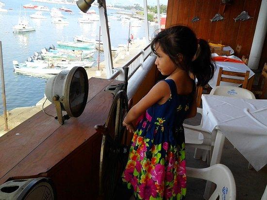 El Delfin Mariscos: restaurant el Delfin