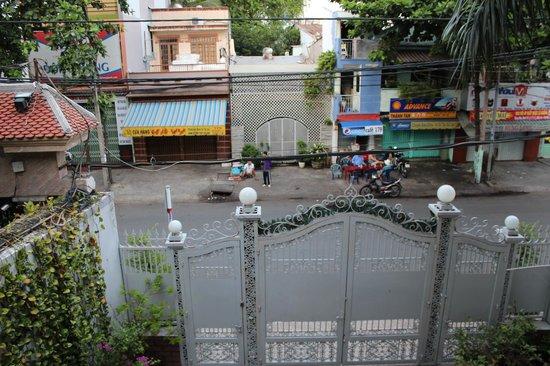 Huong Mai Hotel: 部屋から