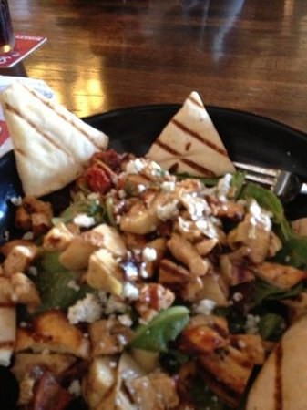 Congregation Ale House: this is the chicken salad