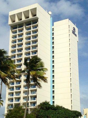 Caribe Hilton San Juan: Hotel