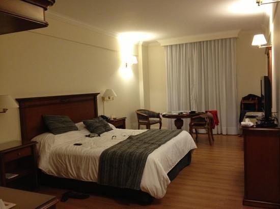 Scala Hotel Buenos Aires : quarto