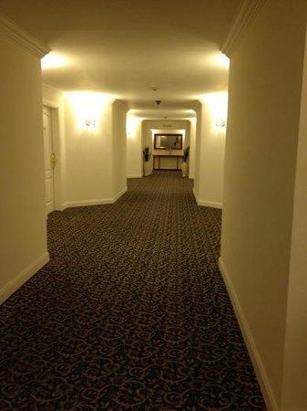 Scala Hotel Buenos Aires : corredor hotel