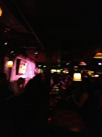 Comedy Cellar : The inside, shhh don't tell