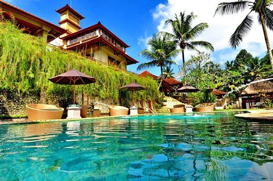 Hotel Villa-Ubud: Swimming pool