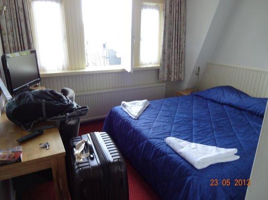 Amsterdam Wiechmann Hotel: Quarto 403