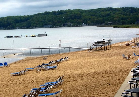 Sugar Beach Resort Hotel: Beach