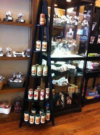 Rick's Fine Chocolates & Coffees: Specialty teas!