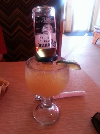 Gustavo's Mexican Restaurant & Bar : coronna-ritta
