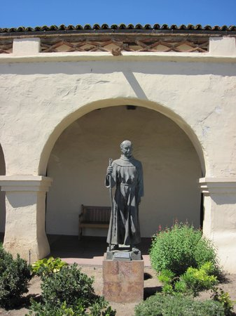 Solvang, Californie : Father Junipero Serra