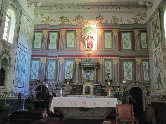 Solvang, Califórnia: altar