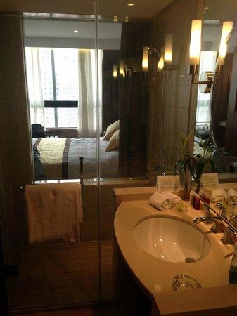 Green Land Jiulong Hotel , Shanghai: Bathroom