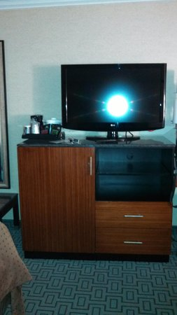 Holiday Inn Plainview - Long Island: Flat Screen TV