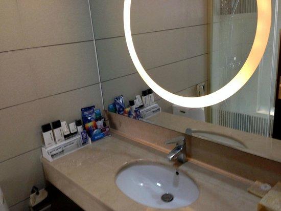 Jinshijie Hotel : Bathroom