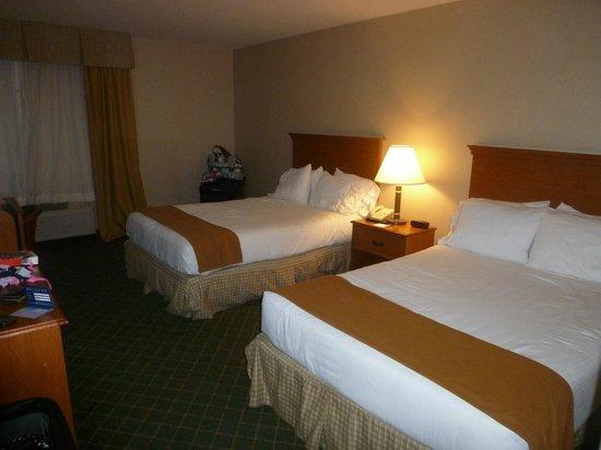 Holiday Inn Express Hotel & Suites Sylacauga: Room