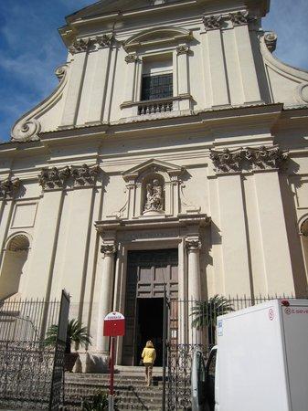 阶梯圣母教堂