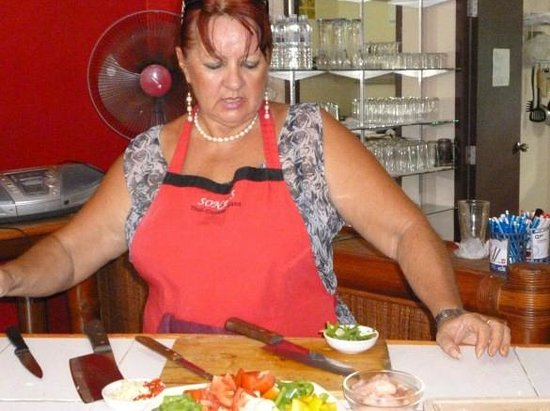 Thai Cooking Classes : Sonja Diwo, Owner of Sonja's Thai Cooking Class