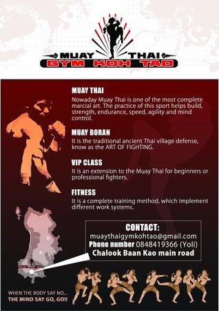 Muay Thai Training Center: info