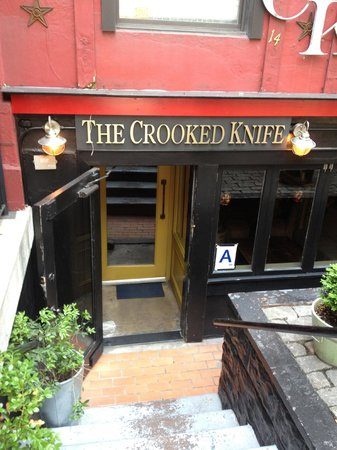 CK14 - The Crooked Knife at 14th Street