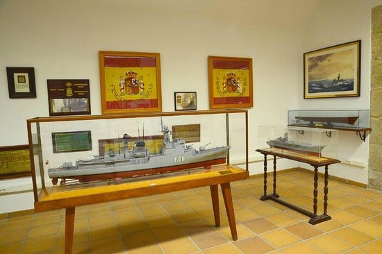 Museo Naval: view 2