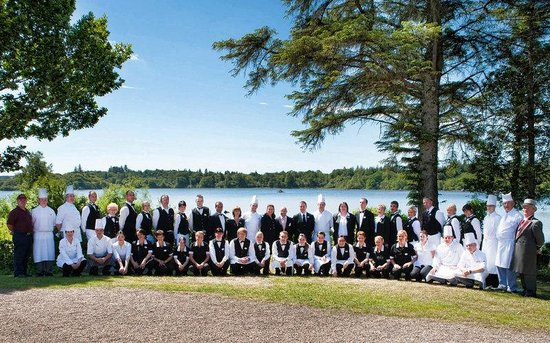 Harvey's Point: The Team @HarveysPoint