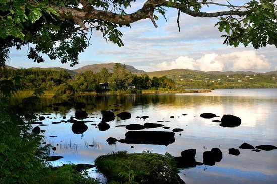 Harvey's Point - Lough Eske
