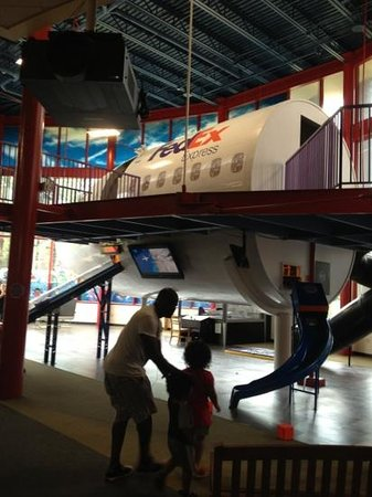 Children's Museum of Memphis: FedEx Express