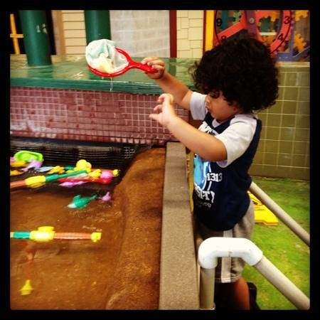 Children's Museum of Memphis: Fishing