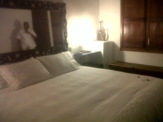 La Ardilena: cama matrimoniaL
