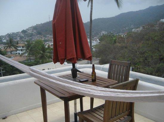 Amaca Hotel: Balcony