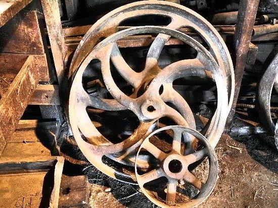 Hayes Engineering Works: Wheels