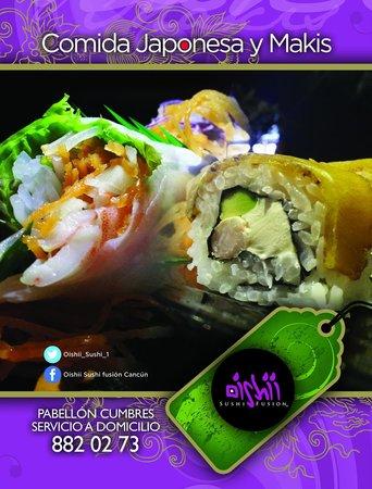 Oishii Sushi Fusion: Oishii