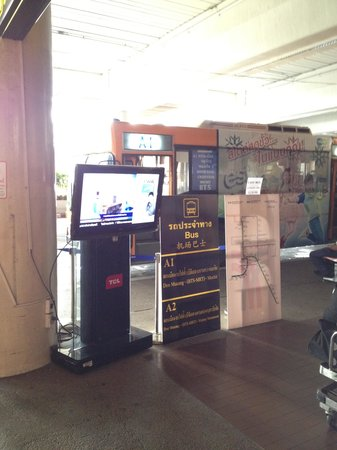 Baan Saladaeng: Take Bus A1 at Don Mueang Airport