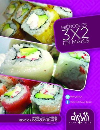 Oishii Sushi Fusion: Promo