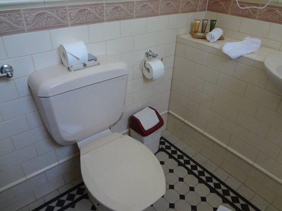 Yarra Valley Grand Hotel: トイレ