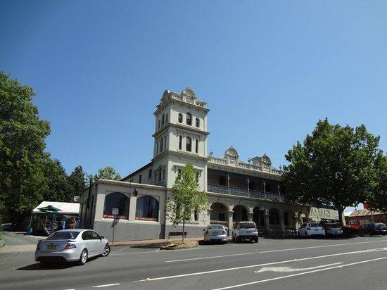 Yarra Valley Grand Hotel: ホテル外観