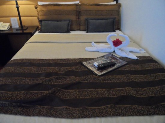 Sur Beach Resort: Comfortable Bed