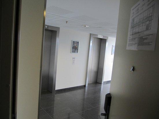 Radisson Blu Hotel Lietuva: Vicinanza agl'ascensori