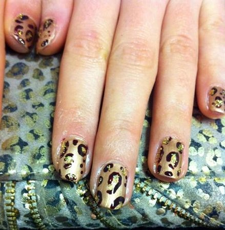 Shellac nail art picture of the beauty room livingston the beauty room livingston shellac nail art prinsesfo Choice Image