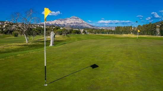 Siesta Advisor Javea: Golf Hire Javea Club de Golf Javea Siesta Advisor