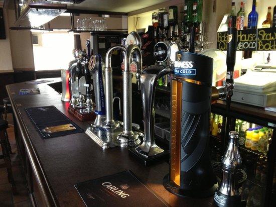 The Archer Public House: Archer Pub Bar Area