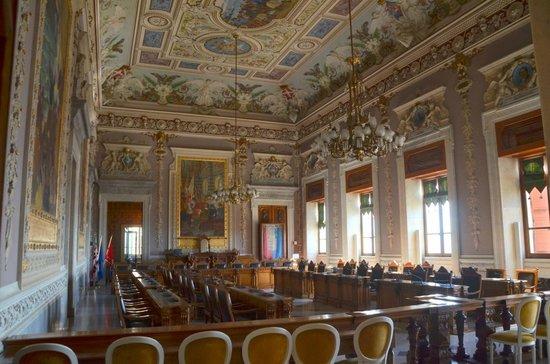 The Royal Palace : Salle du Conseil