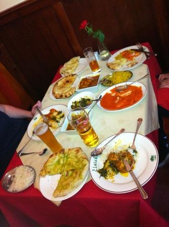 Elaichi Tandoori: great value for money!