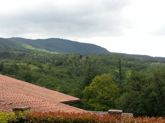 Meridiana Country Hotel: view from room