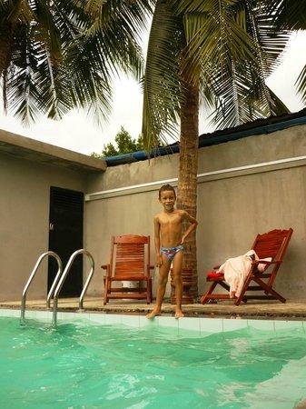 Sangker Villa : pool1